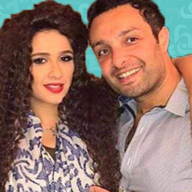 شقيق ياسمين عبد العزيز يقاضي ريهام سعيد