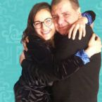 أيمن الذهبي يوضح سبب غيابه عن خطوبة ابنته شام - فيديو