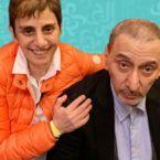 زياد الرحباني وريما معا في برلين - فيديو