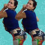 سما المصري صاحبة الشبشب لعزيزة جلال: متزعليش مني أنا حمارة