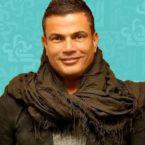 عمرو دياب ببطن منفوخ في دبي