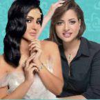 منى فاروق وشيماء الحاج تمارسان الجنس معاً في غرفة خالد يوسف - صور