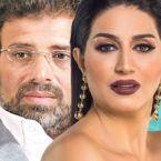 وفاء عامر: (نا أعمل أي حاجة مع خالد يوسف - فيديو