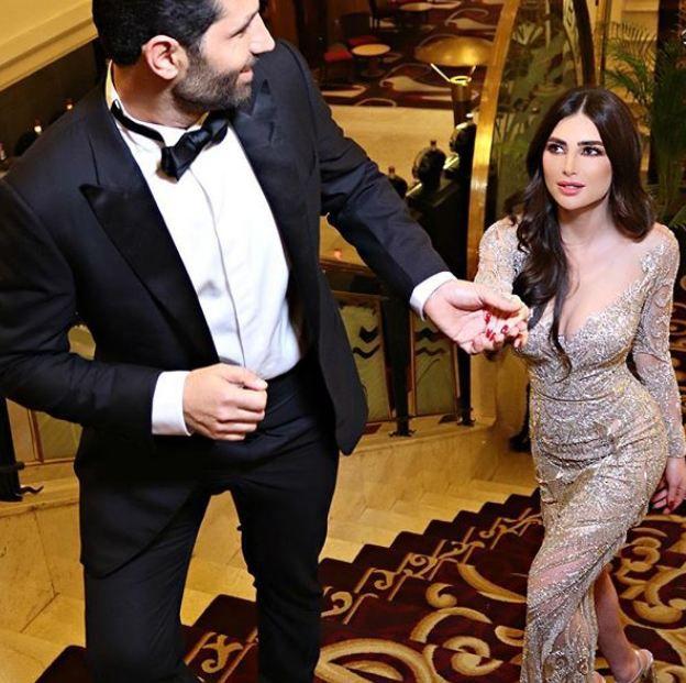 الناطقة باسم الحريري أجمل لبنانية باقية وتتمدد - صور