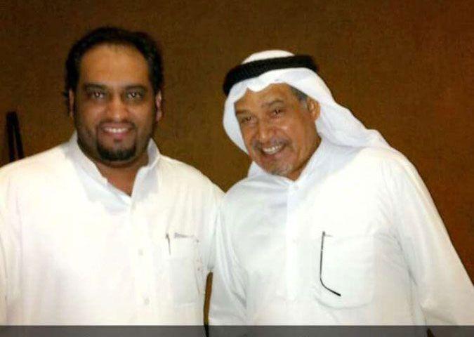 وفاة ابن الممثل العربي بشكل مفاجيء - صورة