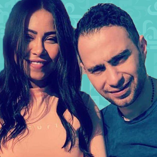 حسام حبيب أخفى وجهه بعدما ضربته شيرين؟