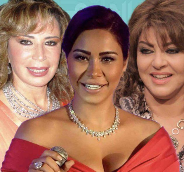 نجوم مصر يشاركون بالإستفتاء بيومه الثاني، وما قالت شيرين؟ - صور