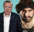 رجب طيب أردوغان يشهد على زفاف ممثل تركي! صورة