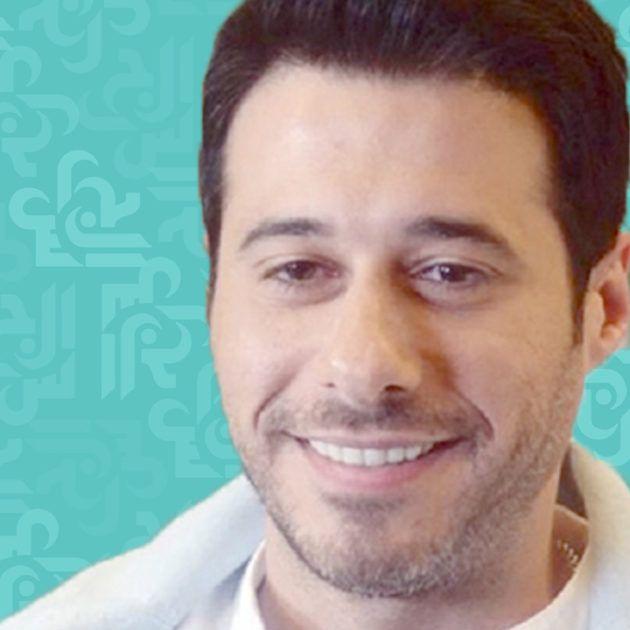 أحمد السعدني مع ابنيْه ومواصفات الأب المثالي! - صورة