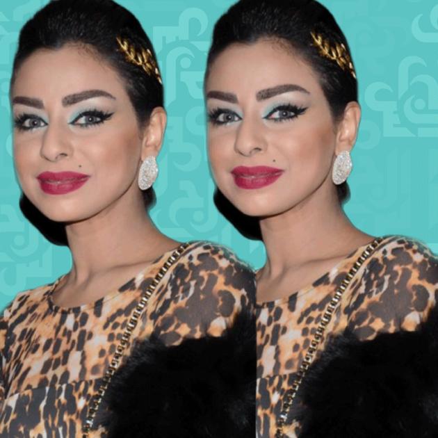 هند البلوشي تعلن زواج عمرو دياب من دينا الشربيني - صورة