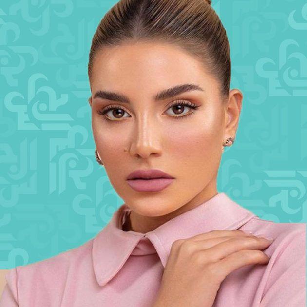 """وصيفة ملكة جمال لبنان سينتيا صموئيل في """"خمسة ونص"""""""