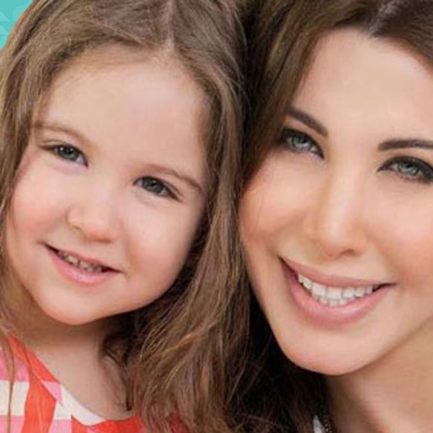 نانسي عجرم تطل مع ميلا ومن أجمل؟ - صورة
