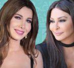 نجمتا لبنان الأنجح إليسا ونانسي عجرم: نحبّ بعضنا! - وثيقة