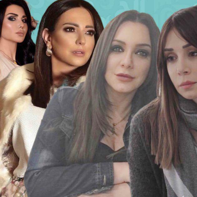 الممثلات السوريات تنافسن بعضهم وهذه أعمالهن لرمضان