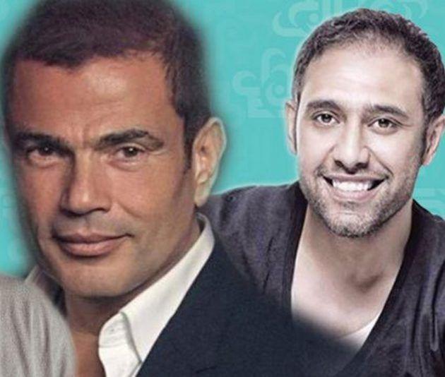 عمرو مصطفى يتراجع عن تهنئة الهضبة: ماقدرتش أكون منافق!