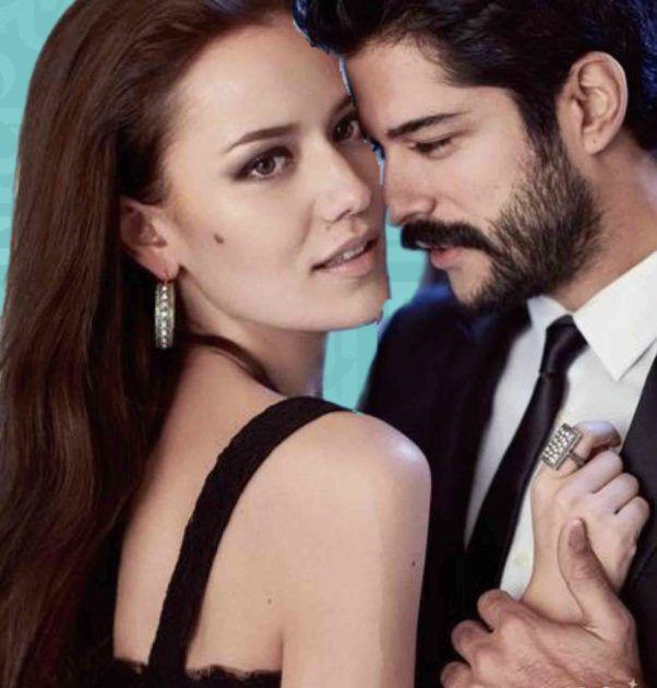 الصحافة التركية هكذا لاحقت بوراك أوزجيفيت وزوجته! - صورة