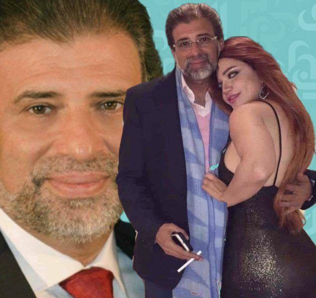الرد الأول لياسمين الخطيب بعد حذف حلقتها وتهديد طليقها خالد يوسف - وثائق