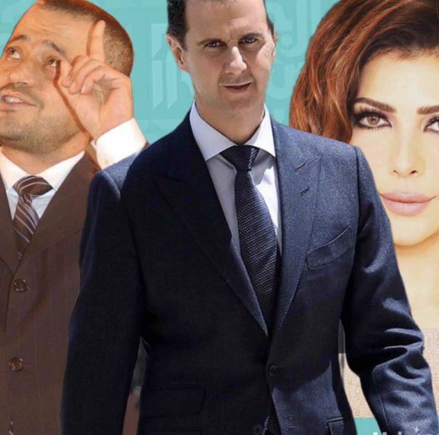 أصالة نصري توسلت فنانًا لإدخالها سوريا وهذا رد بشار الأسد