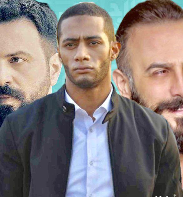 تيم حسن وسيرين وقصي ومحمد رمضان ومراتبهم في تركيا