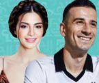 لاعب تركي يحاول اقناع عائلته بحبيبته الممثلة!