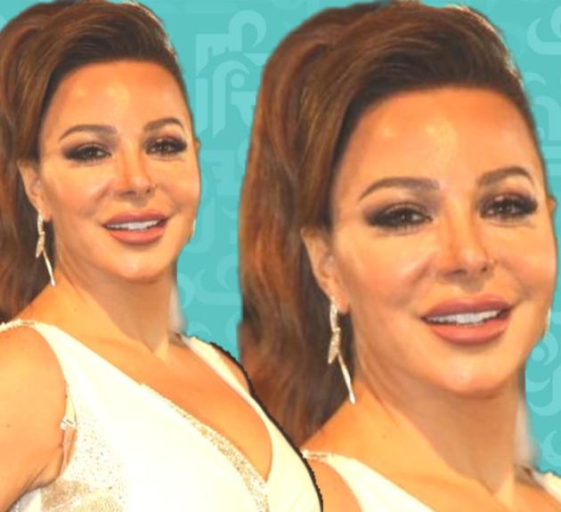 سوزان نجم الدين سعيدة بنقص المسلسلات في مصر!
