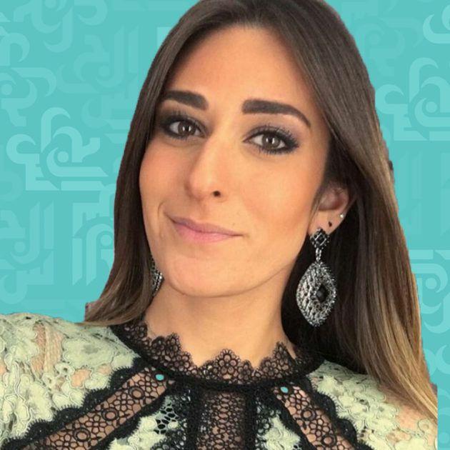 أمينة خليل تحتفل بخطوبتها - صورة