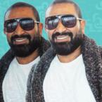 أحمد سعد ينشد من داخل الكعبة ويطالبونه بالطحال وخطيئة بهائم العرب- فيديو