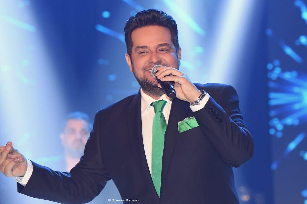 حاتم العراقي يقدم باقة من أجمل أغانيه