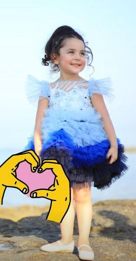 ابنة زينب فياض الصغيرة