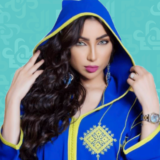 دنيا بطمة حاولت الهروب ومحتجزة في المغرب