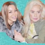 رغدة وسوزان نجم الدين معاً في احتفالية - صور