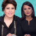 غادة عويس لفحر السعيد: أنت سيدة الفجور ومثل فتيات الشارع - صور