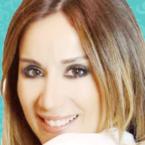كارين رزق الله تهاجم المعتدين - صورة