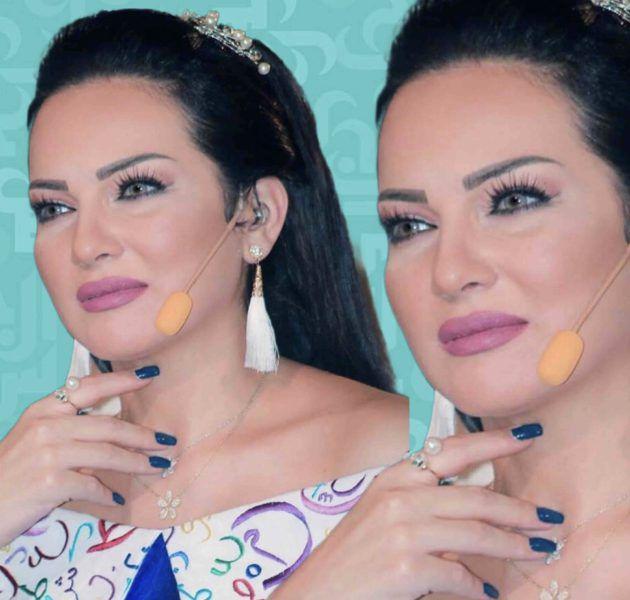 صفاء سلطان تعرضت لوعكة صحية ودخلت المستشفى - صورة