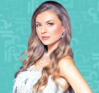 ملكة جمال لبنان أمام الأهرامات - صور