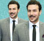 باسل خياط مع ابنه - صورة