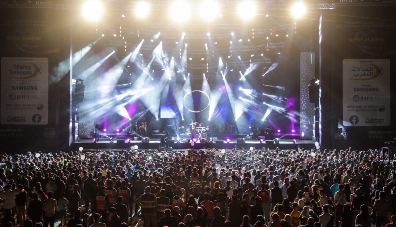 حفل رامي عياش صُنّف من بين أضخم الحفلات