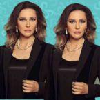 رولا حمادة تستعين بميركل لتهاجم حكام لبنان! - صورة
