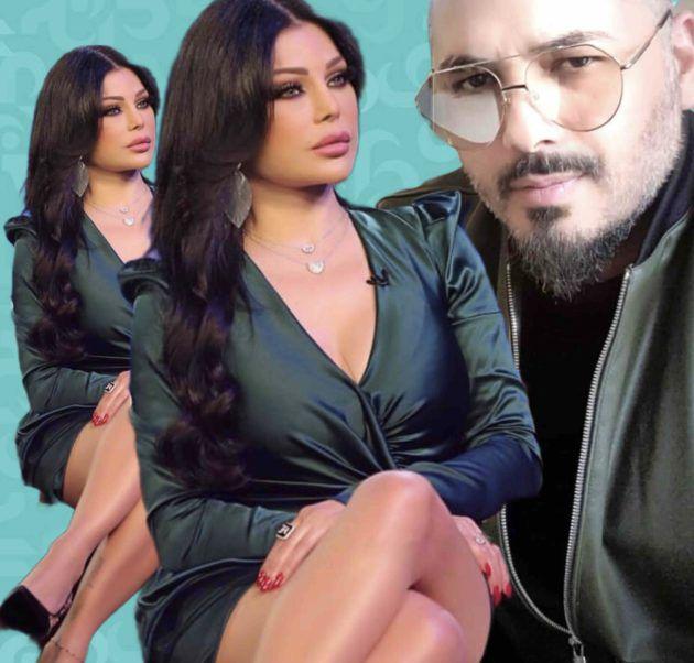 رامي عياش لهيفا وهبي: حبيبتي وردة