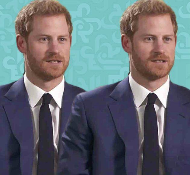 هكذا احتفل الأمير هاري بعيد الأب - صورة