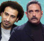 علي ربيع يطلّ مع أمير كرارة الذي دعمه ودعم زملاءه - صورة