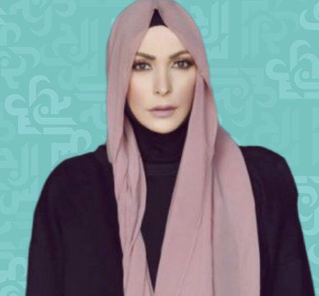 أمل حجازي تتحدث عن خلع الحجاب ورأيها - صورة