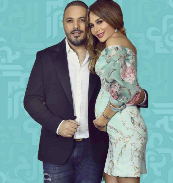 رامي عياش وداليدا في المسبح وهذا ما ارتدته – صورة