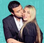 رامي صبري يهنئ زوجته - صورة