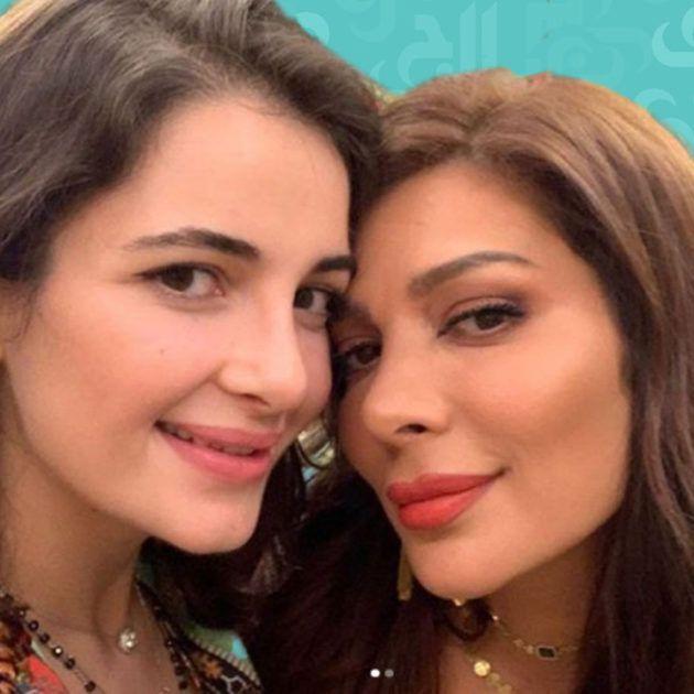 شام الذهبي ورسالة لطليق والدتها طارق العريان - فيديو