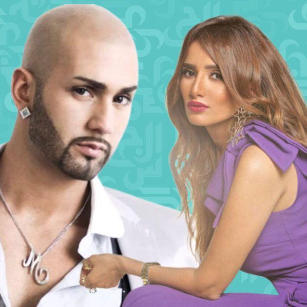 زينة تبكي على أوضاع لبنان ومساري قلبه انكسر - وثيقة فيديو