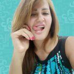 سما المصري وحركة مقرفة للغاية - فيديو