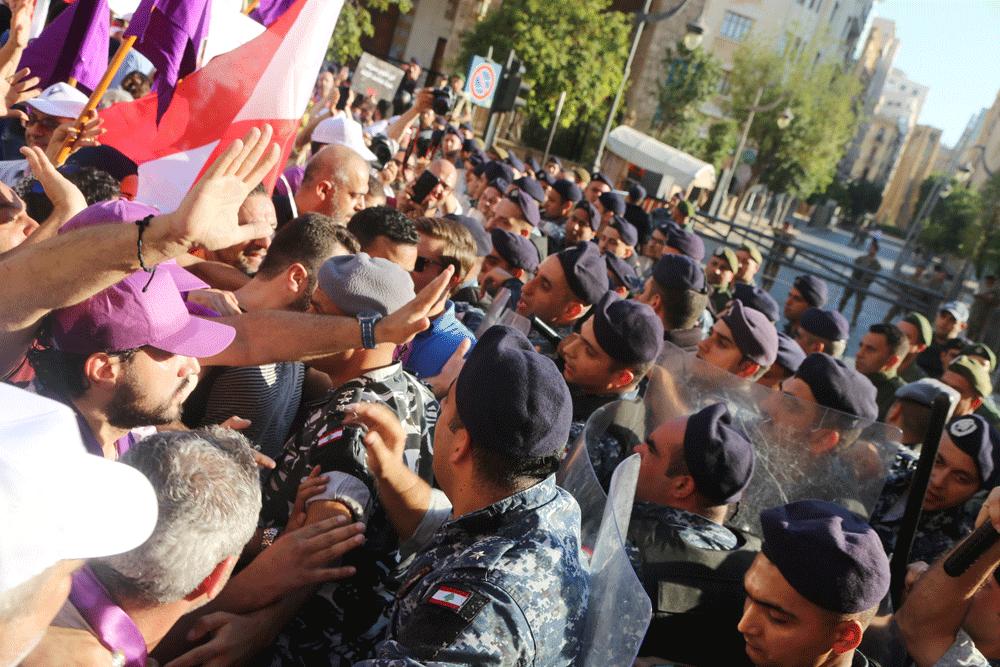 محاولة حزب 7 للدخول إلى بلدية بيروت