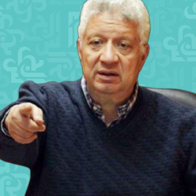مرتضى منصور يطالب بترحيل إعلامي جزائري بسبب بوتريكة - صور