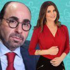أسامة الرحباني: منى أبو حمزة وردة وذكية - فيديو